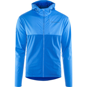 Endura SingleTrack II Softshell Jacket Men azureblue